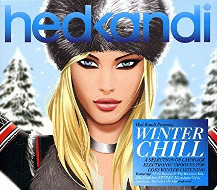 Hed Kandi: Winter Chill by Various | 2 CD SET 2012 | USED