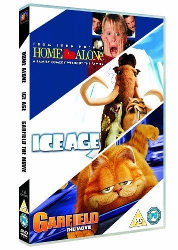 Home Alone 2: Lost in New York/ Ice Age DVD 2009)NEW N SEALED