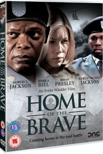 Home Of The Brave [DVD 2008] USED