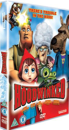 Hoodwinked! DVD (2007) USED
