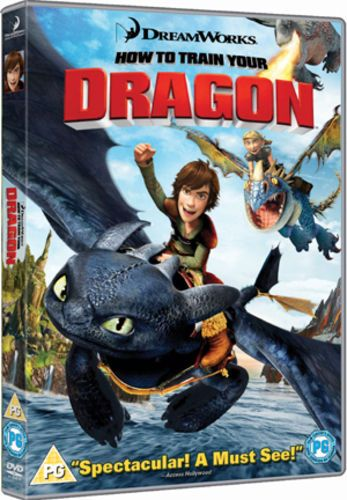 How To Train Your Dragon DVD 2005 (USED)