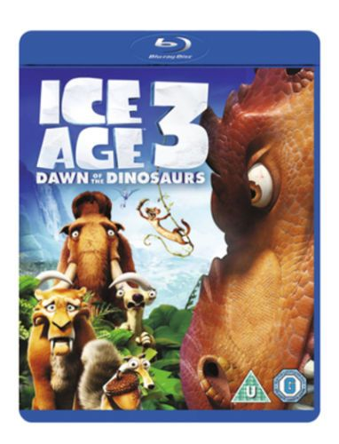 Ice Age: Dawn of the Dinosaurs Bluray 2013 (NEW N SEALED)
