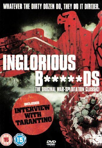 Inglorious Bastards ( DVD 2009) USED