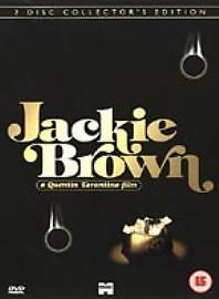Jackie Brown (DVD, 2002, 2-Disc Set) Collector's Edition  (USED)