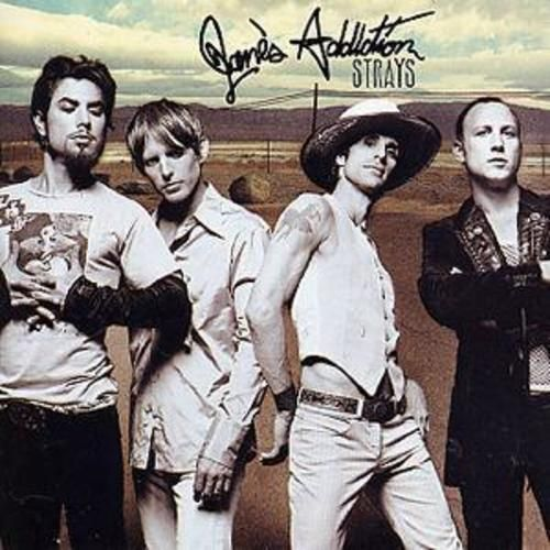 Jane's Addiction : Strays CD (2003)USED