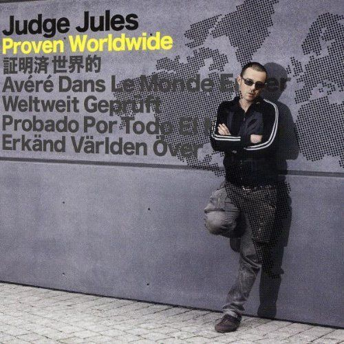 JUDGE JULES - PROVEN WORLDWIDE (CD + BONUS DVD 2006) NEW N SEALED