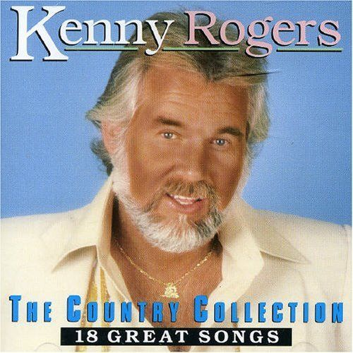 KENNY ROGERS - THE COUNTRY COLLECTION (CD 1996) USED