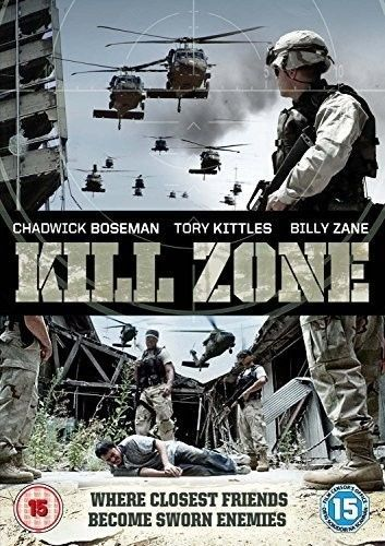 Kill Zone (DVD 2015) USED