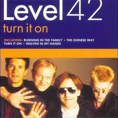 Level 42 - Turn It On [CD 1996]  USED