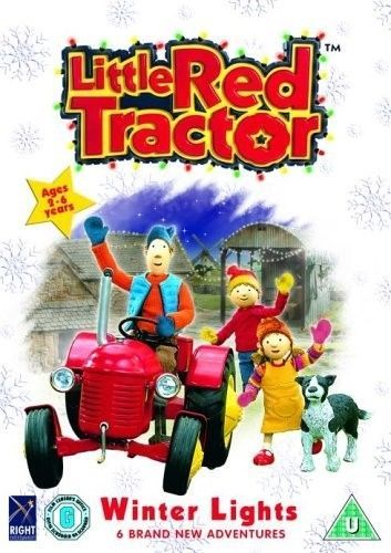 Little Red Tractor: Winter Lights [DVD 2007]  USED
