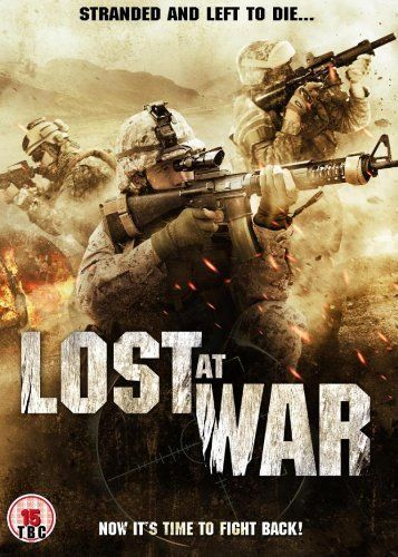 Lost At War DVD 2013 NEW N SEALED