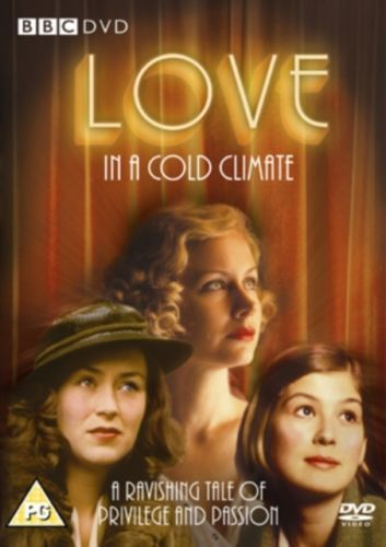 Love In A Cold Climate [DVD] [2001] [2000], NEW N SEALED