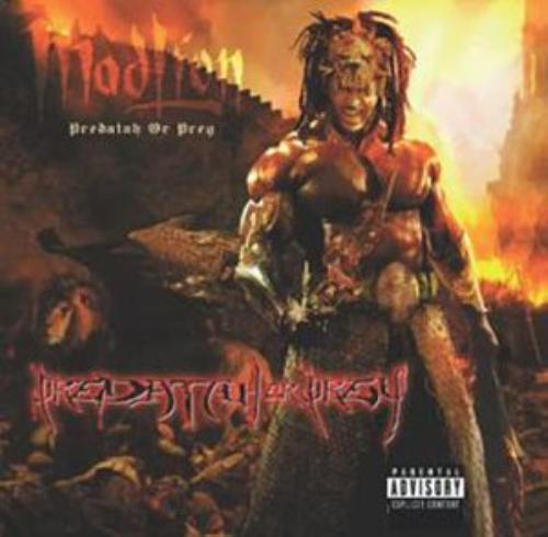Mad Lion : Predatah Or Prey  CD 2002) USED