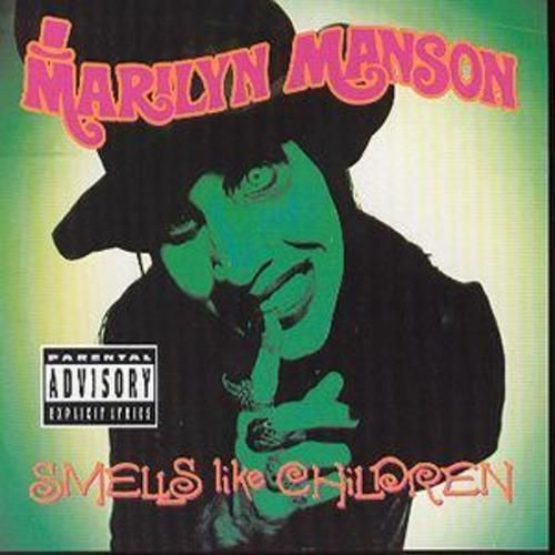 Marilyn Manson : Smells Like Children CD (1995) USED