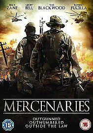 Mercenaries ( DVD 2012 ) NEW N SEALED