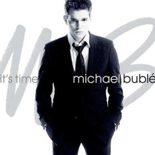 Michael Bublé : It's Time CD (2005) USED