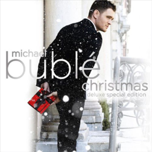 MICHAEL BUBLE' - CHRISTMAS - DELUXE SPECIAL EDITION ( CD 2012) USED