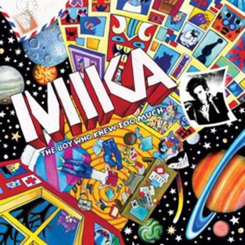 Mika : The Boy Who Knew Too Much CD (2009) USED