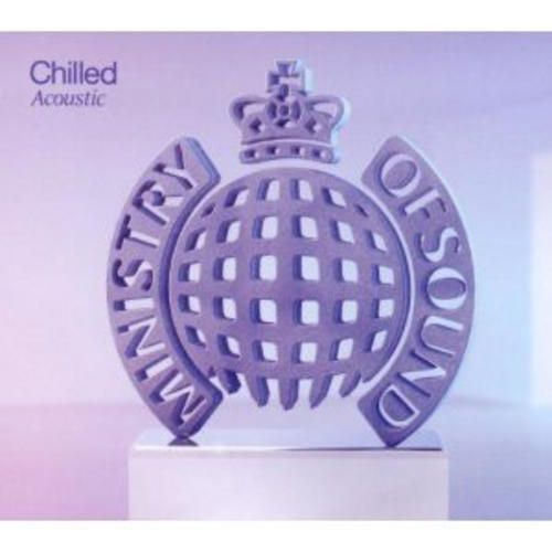 MINISTRY OF SOUND - CHILLED ACOUSTIC (BOXSET 2010) USED