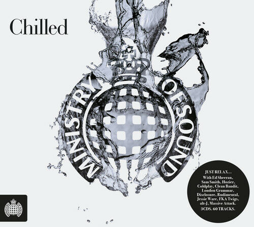 MINISTRY OF SOUND - CHILLED (CD BOXSET 2015) USED