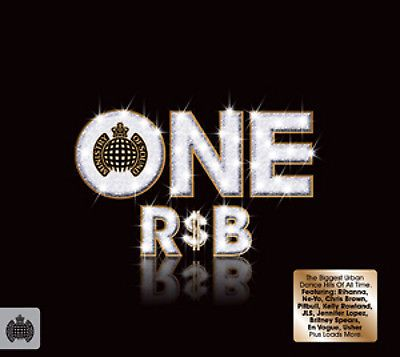 MINISTRY OF SOUND- ONE R & B (3 DISC SET 2012) USED