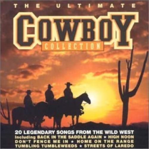 MOE  BANDY -The Ultimate Cowboy Collection CD (1998) USED