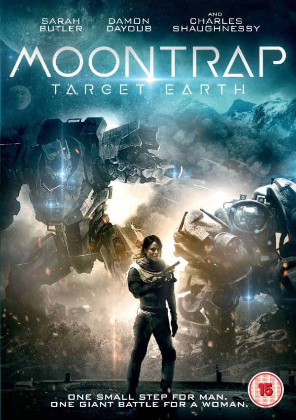 Moontrap ( DVD 2017) NEW N SEALED