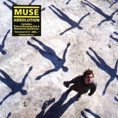 Muse : Absolution CD (2003)  USED