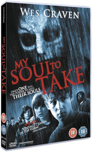 My Soul to Take DVD (2011) USED