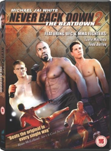 Never Back Down 2 [DVD 2011] USED