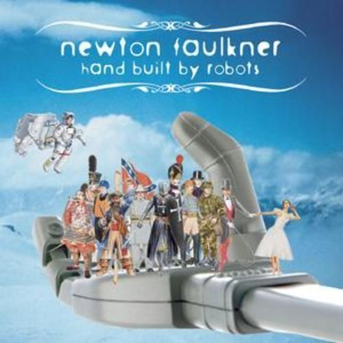 Newton Faulkner : Hand Built By Robots CD (2007) USED