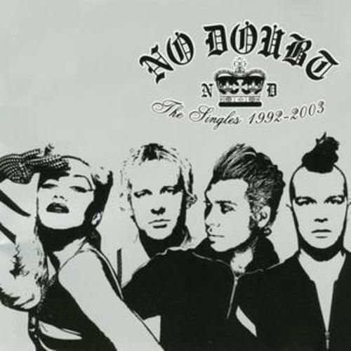 No Doubt -  The Singles 1992 - 2003 ( 2003) USED