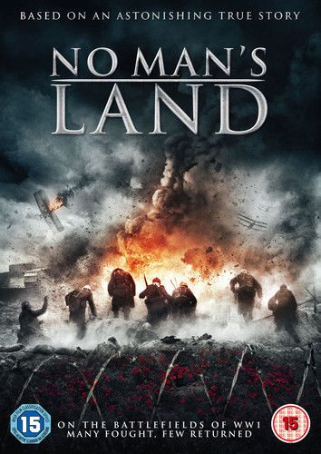 No Man's Land DVD (2015) Ricardo Esser (NEW N SEALED