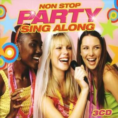 Non Stop Party Singalong CD (2006) NEW N SEALED