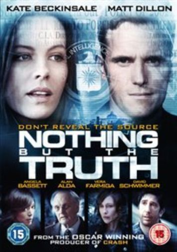 Nothing But The Truth  (DVD, 2013) NEW N SEALED