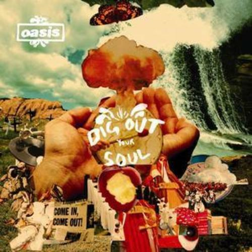 OASIS - DIG OUT YOUR SOUL (CD 2008) USED