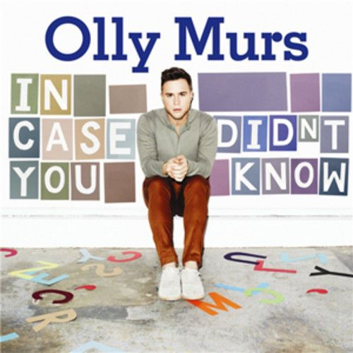 Olly Murs : In Case You Didn't Know CD (2011) USED