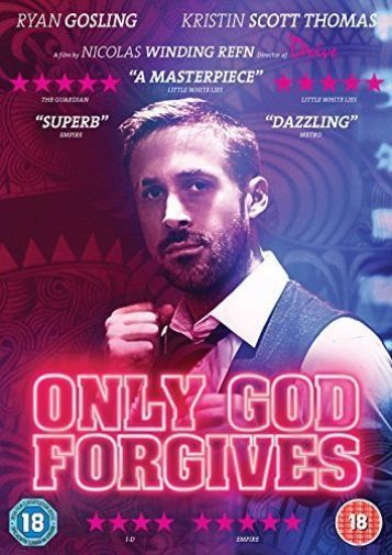 Only God Forgives (DVD, 2013) USED