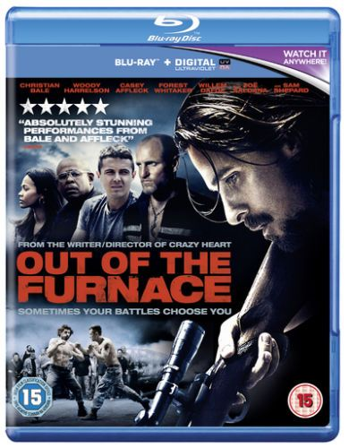 Out of the Furnace Blu-ray (2014)  USED