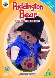 Paddington Bear - Too Much Off The Top (DVD 2006 )NEW N SEALED