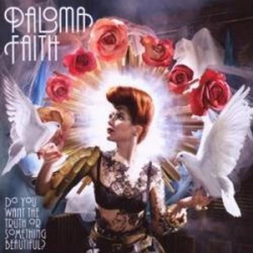 PALOMA FAITH - DO YOU WANT THE TRUTH OR SOMETHING BEAUTIFUL? (2009) NEW N SEALED
