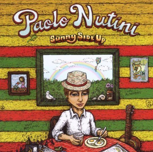 Paolo Nutini : Sunny Side Up CD (2009) USED