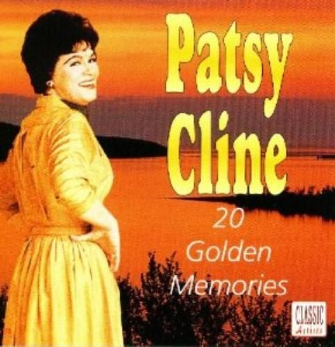 PATSY CLINE - 20 GOLDEN MEMORIES (CD ) USED