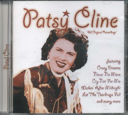 PATSY CLINE - ALL ORIGINAL RECORDINGS (CD 2000) USED