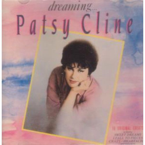 PATSY CLINE - DREAMING  ( 1988) USED