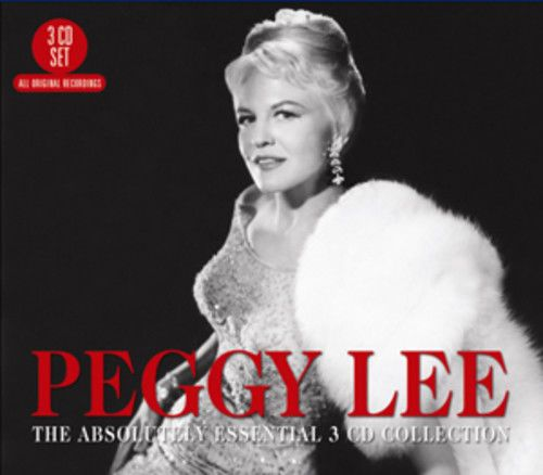 Peggy Lee : The Absolutely Essential ( 3 CD SET 2011)  USED