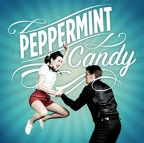 PEPPERMINT CANDY - THE ULTIMATE SWING ALBUM ( 2 DISC SET2011) USED