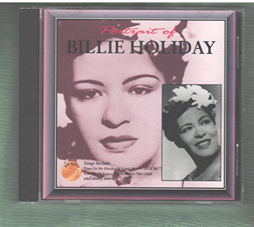 PORTRAIT OF BILLIE HOLIDAY (CD 1996) USED