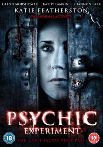 Psychic Experiment DVD 2012 (USED)