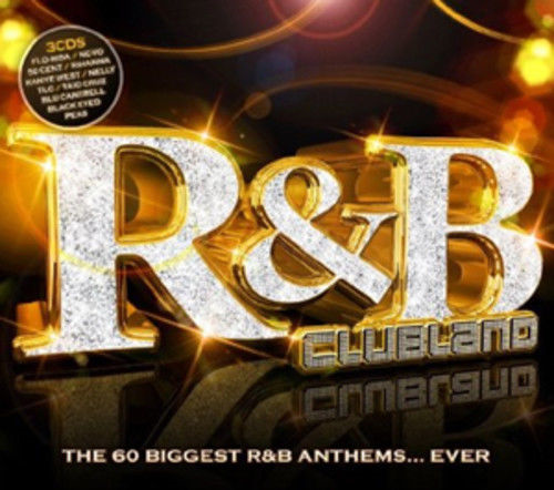 R&B Clubland: The 60 Biggest R&B Anthems... Ever   ( CD BOXSET 2010) USED